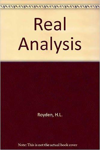 HALSEY ROYDEN REAL ANALYSIS PDF