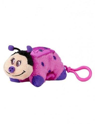 - Pillow Pets Dream Lites Mini - Hot Pink Ladybug Model:
