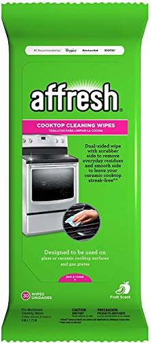 Affresh W10539770 Cooktop Cleaning Wipes (2)