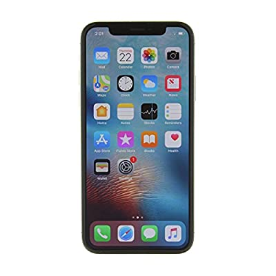 Apple iPhone X, Fully Unlocked 5.8""