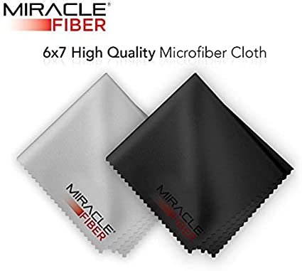 30 Pack Miracle Fiber Microfiber Cleaning Cloths