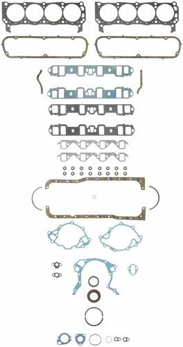 ford 302 engine gasket kit - 1