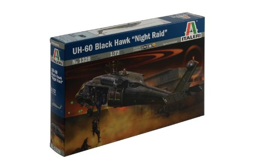 (Italeri 1:72 - Uh-60/mh-60 Black Hawk 'night Raid')