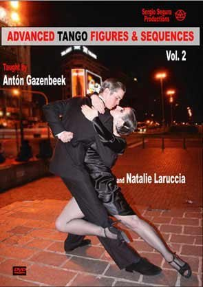Advanced Tango Figures & Sequences Vol 2 by Anton Gazenbeek