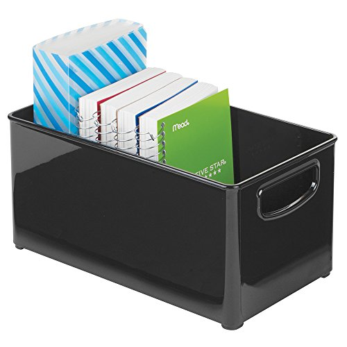 mDesign Supplies Organizer Notepads Envelopes