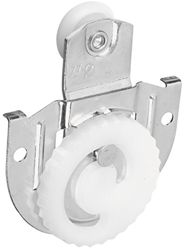 Stanley Sliding Door Hardware (Stanley Hardware S403-192 CD40-3188 Hanger - Dial Adjust in Zinc, 1/8