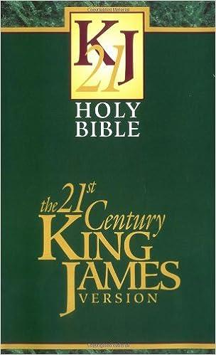 Holy Bible: 21st Century King James Version (KJ21): William