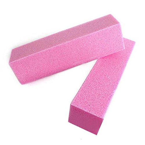 Nail Art Tool,Putars Fashion 2Pcs Buffer Buffing Sanding Files Block Nail Art Tips Manicure -