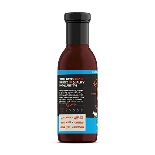 Buy non sweet bbq sauce