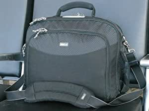 """Think Tank Airport Check In, Deluxe Shoulder Briefcase with Backpack Shoulder Harness, Fits 15"""" - 17"""" Notebooks."""