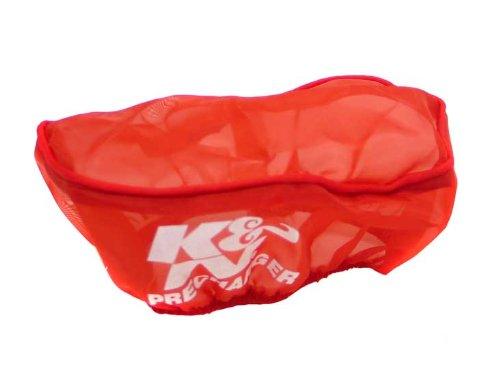K&N HA-1312PR Red Precharger Filter Wrap - For Your K&N HA-1312 Filter