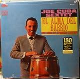 Joe Cuba Sextet El Alma Del Barrio - 180 Gram Vinyl - The Soul OF Spanish Harlem