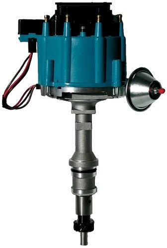 vacuum advance distributor - 8
