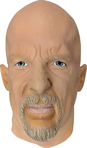 Trick Or Treat Studios Adult Stone Cold Steve Austin Mask - -
