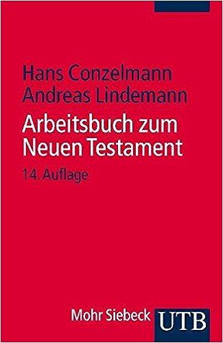 Book Arbeitsbuch Zum Neuen Testament