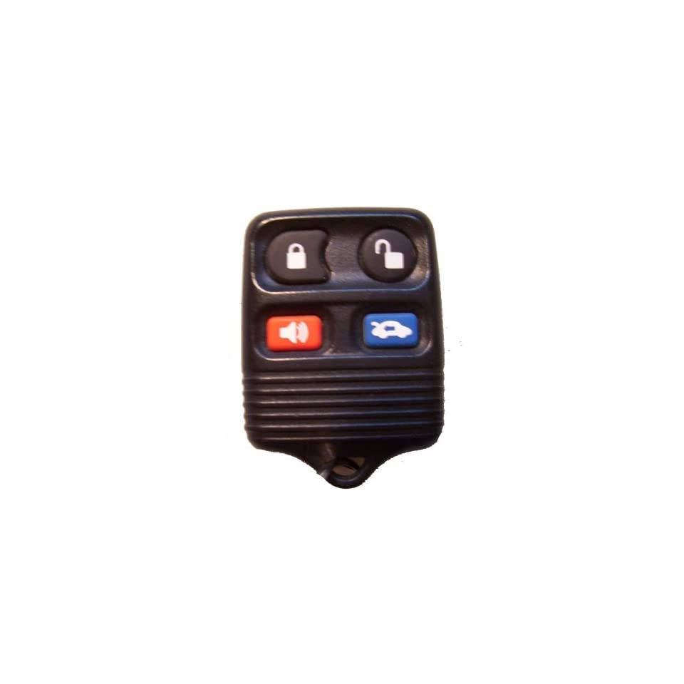 2008 2010 Ford Taurus Universal Keyless Entry Remote Fob Clicker With Do It Yourself Programming and eKeylessRemotes Guide