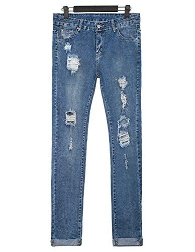 147blue Jeans Femme Jeans Burvogue Burvogue Burvogue 147blue Femme qwYxt10P