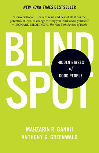 Cover of Blindspot: Hidden Biases of Good People