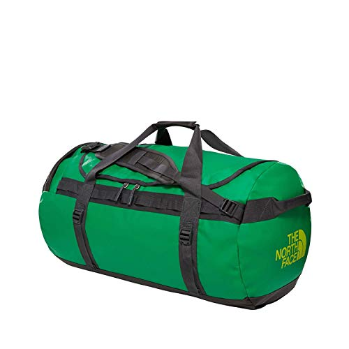 Multicolour Unisex The TNFBL Large Green SUMITGLD North Duffel Bag Base Camp Face Black FHwSZgq