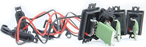 Supeedmotor Motor del ventilador Resistencia para Renualt Megane ...