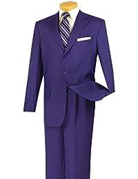 Amazon.com: Purple - Suits & Sport Coats / Clothing: Clothing ...