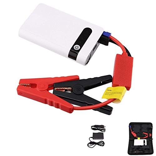 (iMeshbean Portable Mini Slim 20000mAh Car Jump Starter Engine Battery Charger Power Bank (Buy 1 get 3% Off, 2 get 7% Off, 3 get 12%)