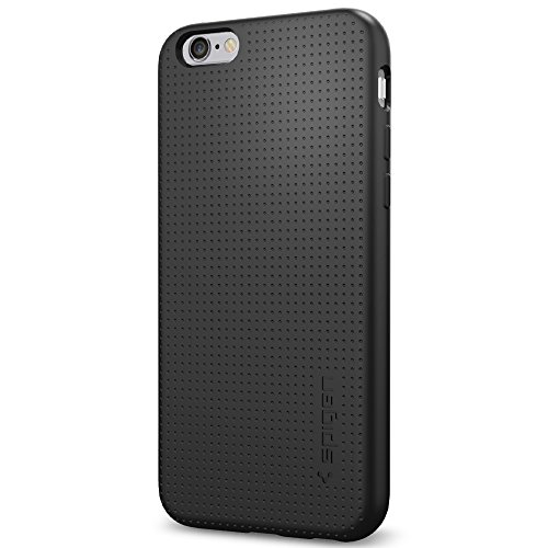 Spigen Liquid Air iPhone 6 Case with Durable Flex and Easy Grip Design for iPhone 6S / iPhone 6 - Black