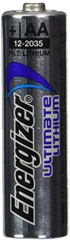 Energizer Ultimate Lithium Batteries Longest Lasting
