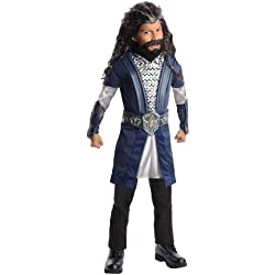 The Hobbit, Deluxe Thorin Oakenshield Costume - Large