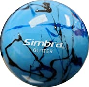 Simbra Field Hockey Ball Glitter Shiny PVC Hollow-Core 157grs- Super Smooth Stickhandling Shooting Training Pr