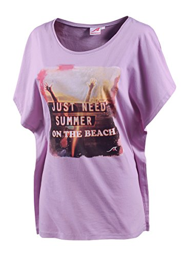 Maui Wowie Damen T-Shirt flieder DbLVJ7s612