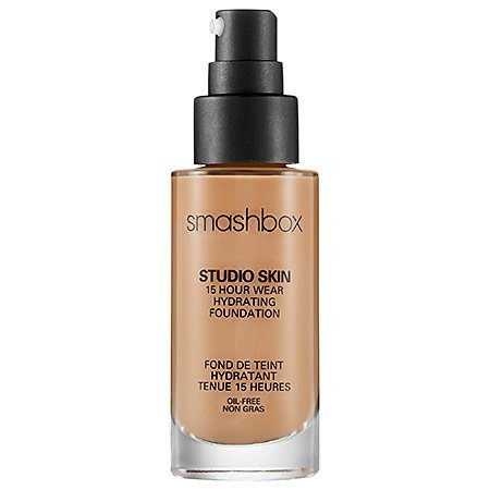 Smashbox Studio Skin 15 Hour Wear Hydrating Foundation, 2.3, 1 Fluid Ounce