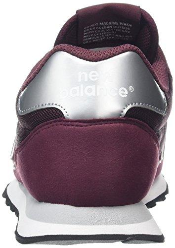 Nuovo Equilibrio Herren Gm500 Sneaker, Marciume (borgogna / Gm500bus)