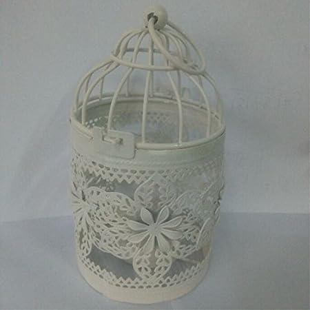 humefor hueca soporte velas candelabro farol para colgar jaula de ...