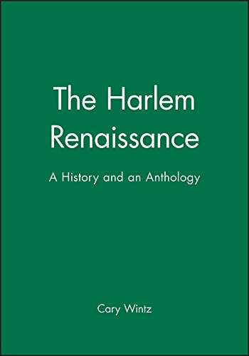 Search : The Harlem Renaissance: A History and an Anthology