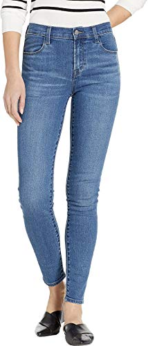 J Brand Classic Jeans - J Brand Women's Maria High-Rise Skinny in Polaris Polaris 28 30