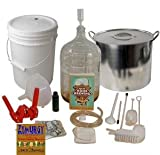 Strange Brew Beer Brewing Home Brew Starter Kit