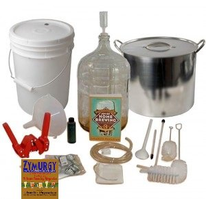 Strange Brew Beer Brewing Home Brew Starter Kit by Strange Brew Home-Brew