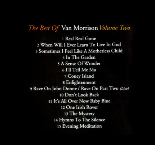 The Best of Van Morrison, Vol. 2 by Polydor / Umgd