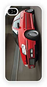 Ford Fiesta RS Turbo Red iPhone 5 / 5s Funda Para Móvil Case Cover