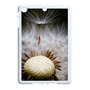 Ipad Mini 2D Personalized Hard Back Durable Phone Case with dandelion Image