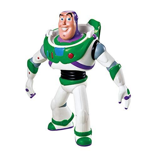 Boneco Vinil Buzz Toy Story Lider Brinquedos