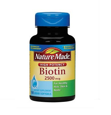 best biotin supplement
