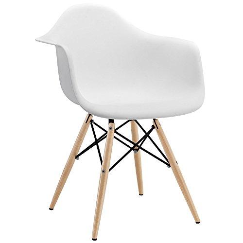 wood armchair - 4