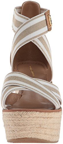 ee2caa48 Tommy Hilfiger Women's Theia Espadrille Wedge Sandal: Buy Online at Low  Prices in India - Amazon.in