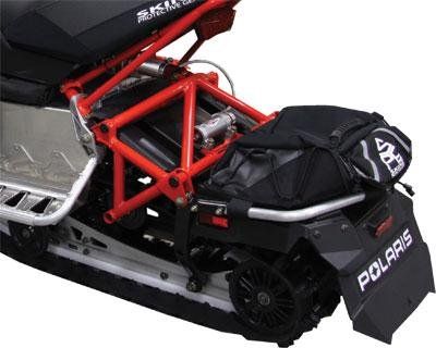 Skinz Protective Gear Tunnel Pak - Black PTP425-BK