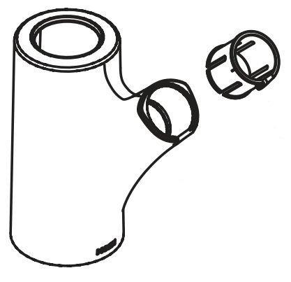 UPC 026508203156, Moen 146862W Replacement Spout Kit, White