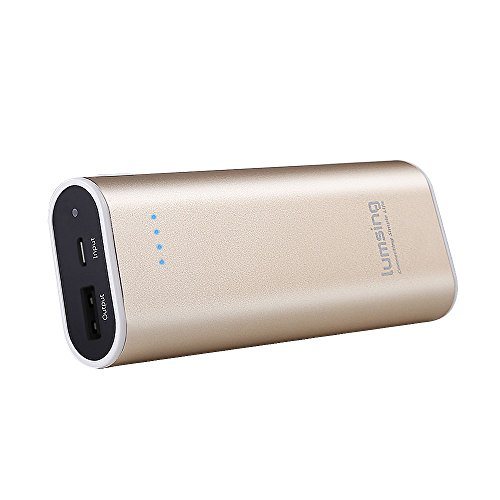 Lumsing Portable Battery Charger External