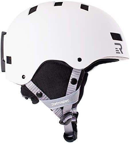 Retrospec Traverse Convertible Snowboard Helmet product image