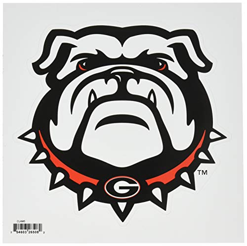 Siskiyou NCAA Georgia Bulldogs Automotive Magnet, 8-Inch